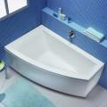 Асиметричні акрилові ванни