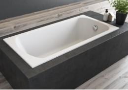 Прямокутна ванна CLASSIC SLIM, 180 x 80 см