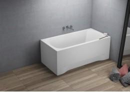 Прямокутна ванна CLASSIC, 120 x 70 см