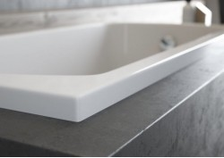 Прямокутна ванна CLASSIC, 180 x 80 см