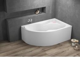 Кутова ванна DORA права, 170 x 110 см