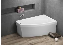 Кутова ванна FRIDA 2 права, 160 x 105 см