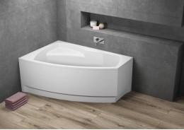 Кутова ванна FRIDA 1 ліва, 140 x 80 см