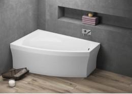 Кутова ванна FRIDA 2 ліва, 160 x 105 см