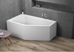 Кутова ванна SELENA ліва, 150 x 90 см