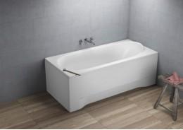 Прямокутна ванна MEDIUM, 160 x 75 см
