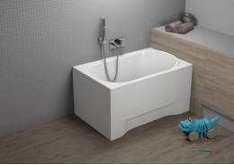 Прямокутна ванна MINI, 100 x 65 см