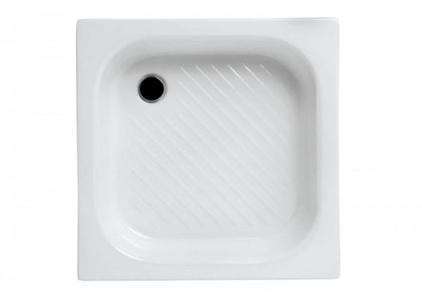 Душовий піддон KAREN білий, 70 x 70 x 15/29,5 см