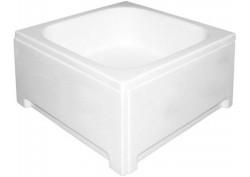 Душовий піддон KOBE білий, 80 x 80 см