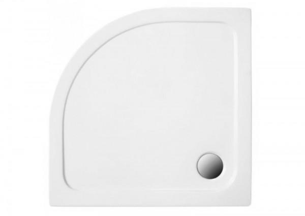 Душовий піддон STANDARD компактний білий, 80 x 80 х 13/2 см