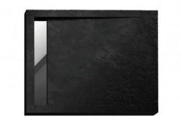 Душовий піддон WEST NEW структурний, 110 x 90 см
