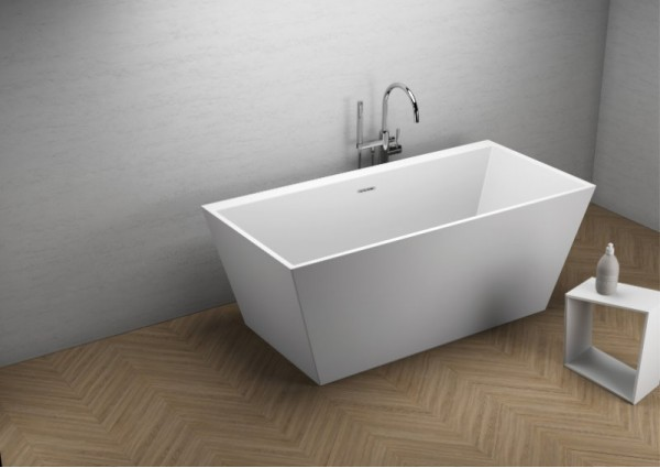 Акрилова ванна LEA біла, 170 x 80 см