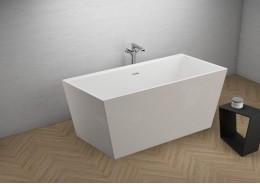 Акрилова ванна LEA сіра, 170 x 80 см
