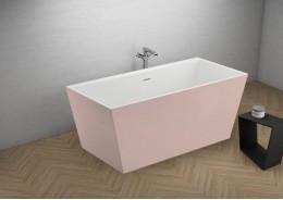 Акрилова ванна LEA рожева, 170 x 80 см